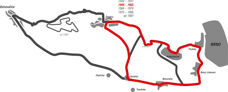 1949 - 1963