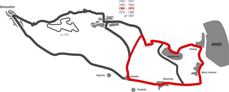 1964 - 1974