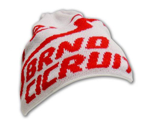 Čepice pletená BC bílá