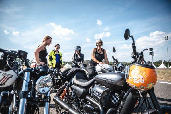 Motoškola pro ženy